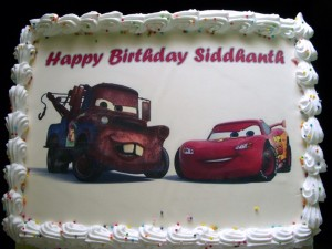 CARS 2 characters